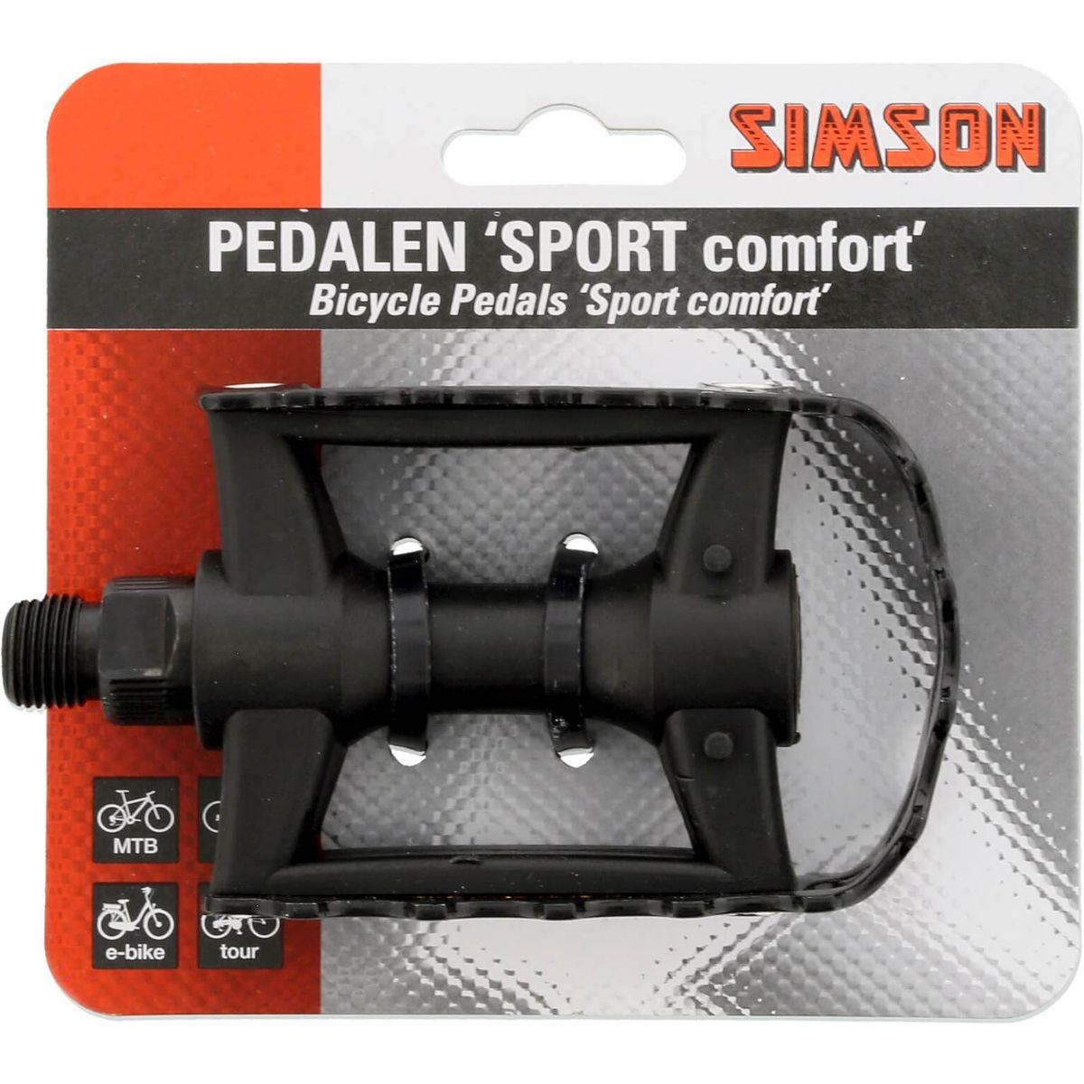 Simson pedaalset sport comfort reflectoren (2)