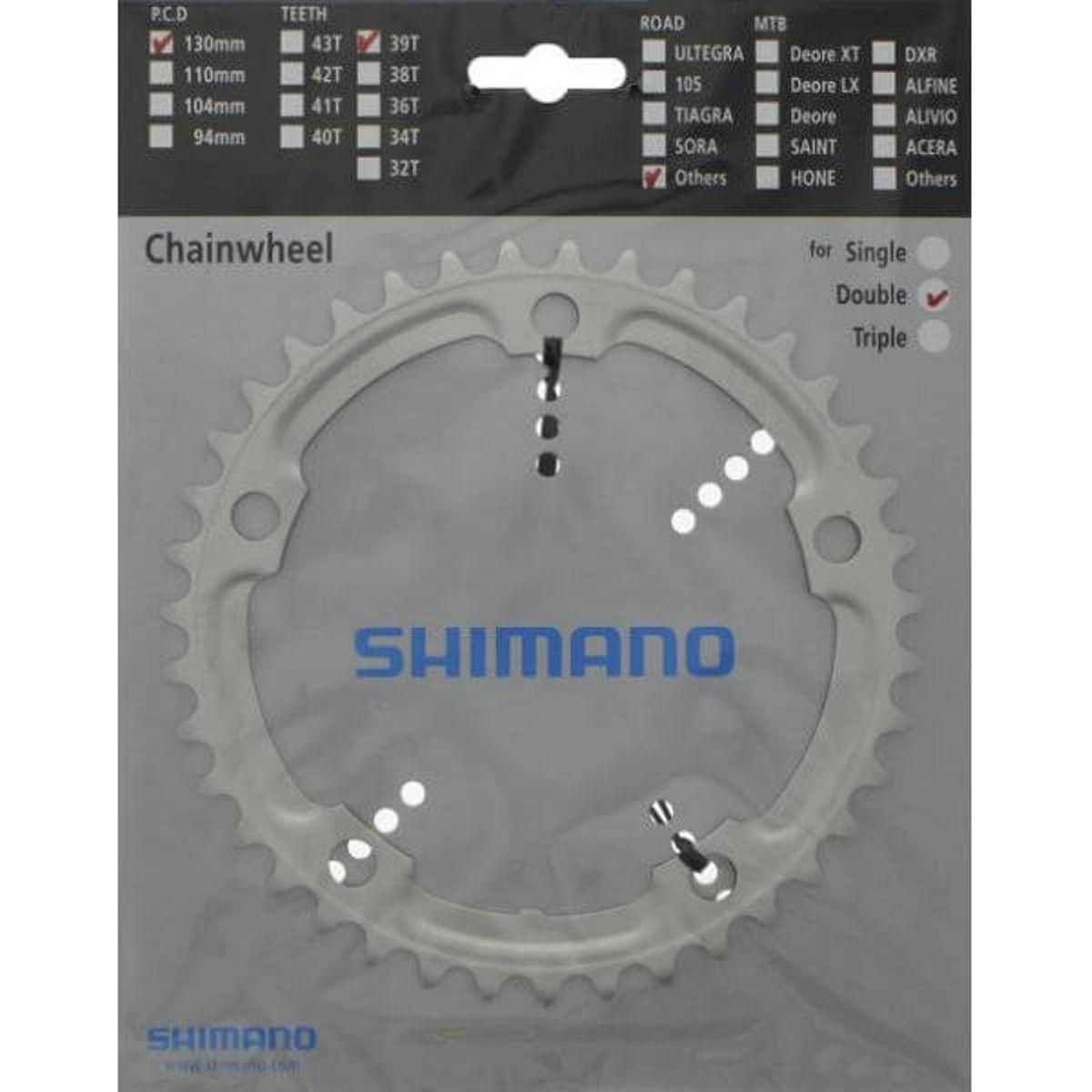 Kettingblad 39T Shimano Tiagra FC-4600