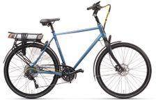 Sparta R20i H65 GREY/BLUE MAT 600WH