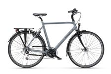 BATAVUS BOULEV. X-LIGHT H48 V24 MULTIGREY ND