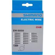 Elektrische Kabel 1400mm Zwart
