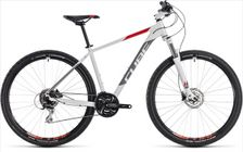 CUBE AIM RACE WHITE/RED 2018 23