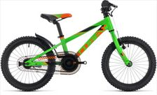 CUBE KID 160 FLASHGREEN/ORANGE 2018 16