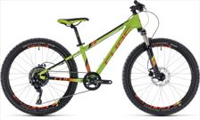 CUBE KID 240 RACE GREEN/ORANGE 2018 24