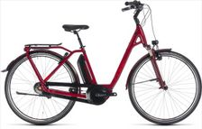 CUBE TOWN HYBRID PRO 400 DARKRED/RED 2018 EE 46 CM