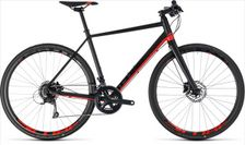 CUBE SL ROAD PRO BLACK/RED 2018 62 CM