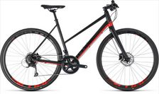 CUBE SL ROAD PRO BLACK/RED 2018 TRAPEZE 50 CM