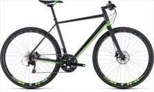 CUBE SL ROAD RACE IRIDIUM/GREEN 2018 62 CM