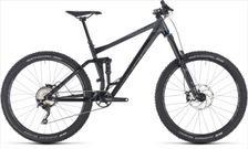 CUBE STEREO 160 RACE 27.5 BLACK/GREY 2018 20