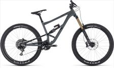 CUBE HANZZ 190 TM 27.5 GREY/BLACK 2018 16