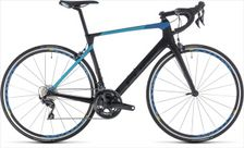 CUBE AGREE C:62 PRO CARBON/BLUE 2018 53 CM
