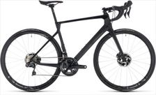 CUBE AGREE C:62 SLT DISC CARBON/BLACK 2018 56 CM