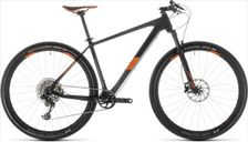 CUBE ELITE C:62 RACE CARBON/ORANGE 2019 21