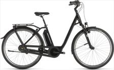 CUBE TOWN HYBRID EXC 400 BLACK EDITION 2019 EE50