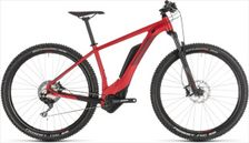CUBE REACTION HYBRID RACE 500 RED/RED 2019 23