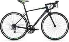 CUBE ATTAIN BLACK/GREEN 56 CM