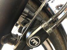 Stabiliseer-dopjes (set van 4 stuks) tegen piepende hydraulische remmen