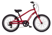 Electra Townie 7D 20in Boys' 20 Electric Red