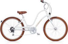 Electra Townie Balloon 8D EQ Ladies' 26 White