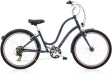 Electra Townie Original 21D EQ Ladies' 26 Seal Grey
