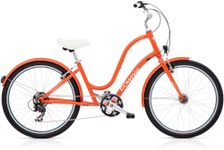 Electra Townie Original 21D EQ Ladies' 26 Orange Marigold