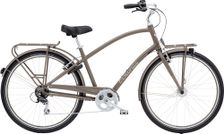 ELECTRA TOWNIE COMMUTE 8D EQ MENS M GY