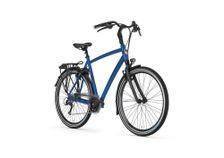 Gazelle Chamonix T27+ Ltd H57 Tropical blue V27 (mat)