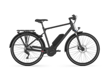 Gazelle MEDEO T9 HMB H50 Black S9 (mat)