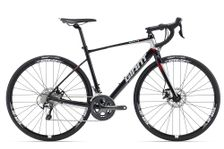 Giant Defy 2 Disc Ml Black