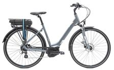 Giant Entour E+2 Disc LDS 25km/h S Steel Grey