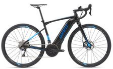 Giant Road-E+ 1 Pro 25km/h M Black/Blue