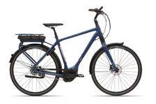 Giant Prime E+ 1 GTS-WOB 25km/h M Blue GEM