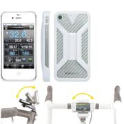 Topeak RideCase Iphone 4 wit cpl