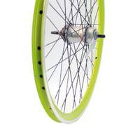 Alpina voorwiel24 N3 9x4 YS7794 groen