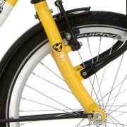 Alpina voorvork 20 Clubb PMS 810c geel
