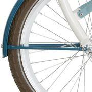 Alpinachterspatbord stang set 18 Clubb RAL6034 l blauw