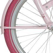 Alpinachterspatbord stang set 20 Clubb l roze