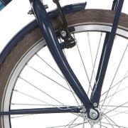 Alpina voorvork 22 Cargo d blauw