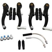 Alpina v-brake set 724AD black