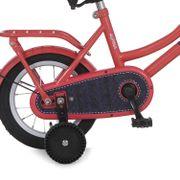 Alpina achterwielscherm 12 Cargo strawb red