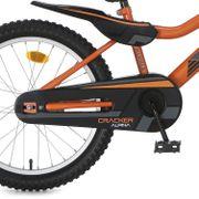 Alpina achterwielscherm 20 Cracker orange