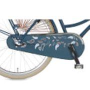 Alpina achterwielscherm 24 Tingle turquoise