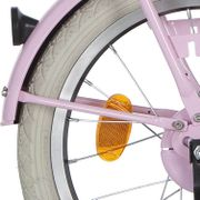 Alpina achterspatbord stang 16 CG lavend pink