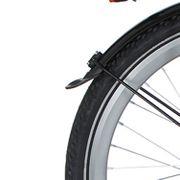 Alpina achterspatbord 24 GP black