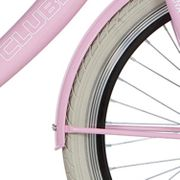 Alpinachterspatbord set 22 Clubb lavender pink