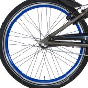 Alpina voorwiel26 N3 9x4 blue-black