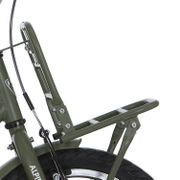 Alpina v drager 18 Cargo army green mt