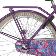 Alpina drager 24 Tingle deep purple