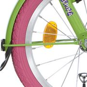 Alpina voorspatbord stang 18 GP apple green