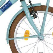 Alpina voorspatbord 18 CG soft mint matt
